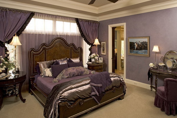 41 Fantastic Transitional Bedroom Design