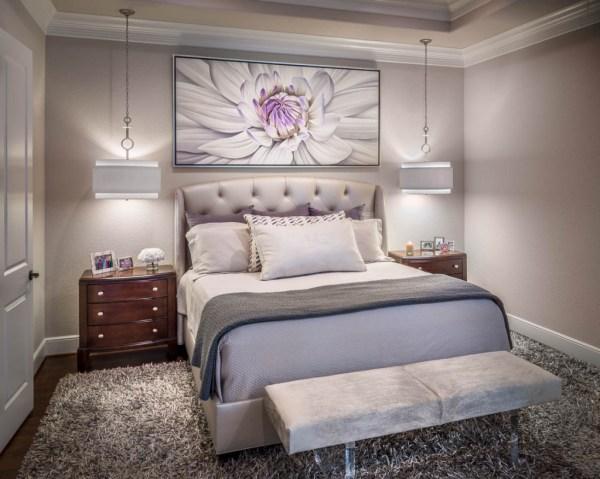 Transitional Bedroom Design Ideas