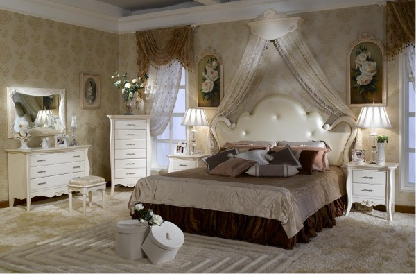french style bedroom decorating ideas 20 Amazing French Bedrooms Design Ideas