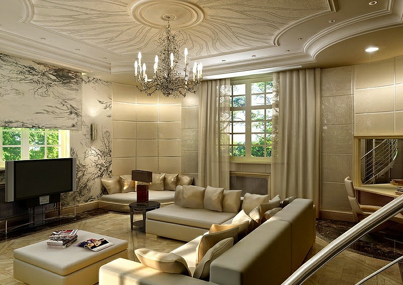Pop False Ceiling Designs For Drawing Room