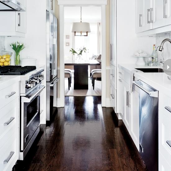 small galley kitchen designs 21 Best Small Galley Kitchen Ideas