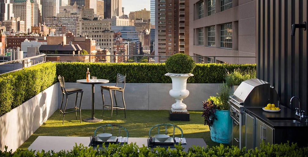 20 Magnificient Roof Top Desings For You Home