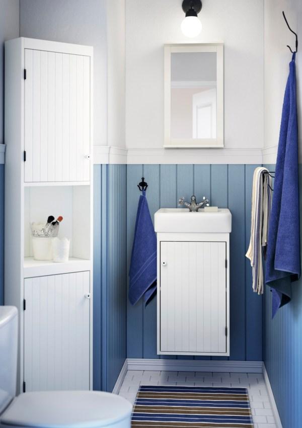 Small IKEA Bathroom Cabinets