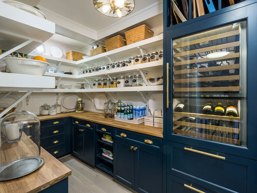 20 Cool Kitchen Pantry Design Ideas