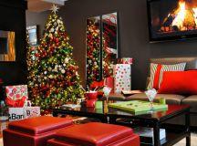 50 Christmas Living Room Decor Ideas