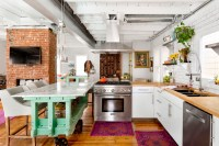35 Inspiring Eclectic Kitchen Design Ideas