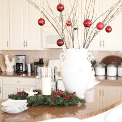 Decoration Kitchen Recycled Countertops 35 Best Christmas Decor Ideas Cozy