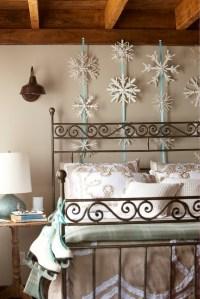 Snowflake Bedroom Decorations - Bedroom design ideas