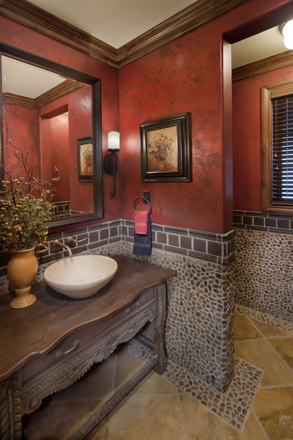 Great Ideas To Decorate Your Powder Room The Wow Style