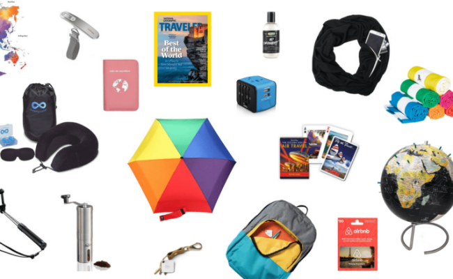 5 Unique Gifts For Travelers