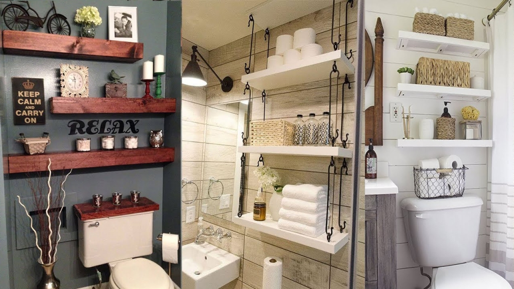 Small Bathroom Storage Image Of Bathroom And Closet