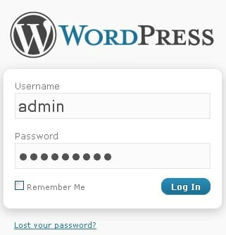 WordPress Login protection from brute force attacks
