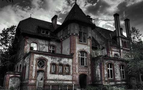 Best haunted houses in Texas