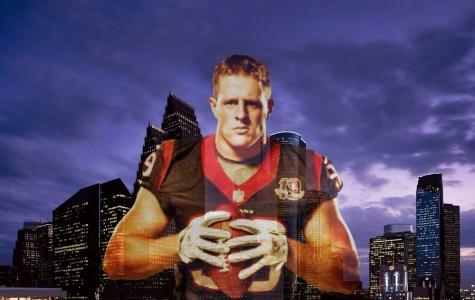 J.J Watt Rebuilds Houston