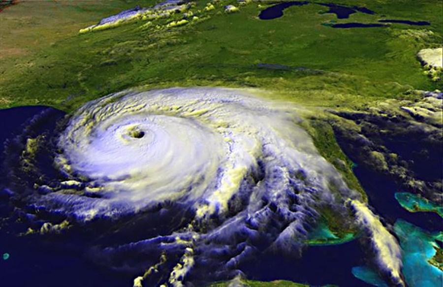 Hurricane+radar.