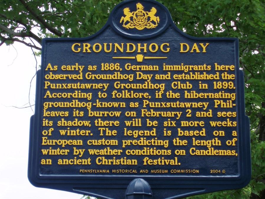 Groundhog+Day+history