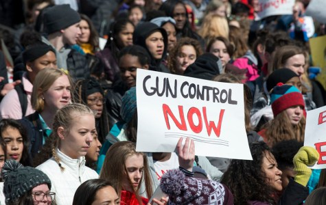 School Walkouts Around the Country for Gun Control