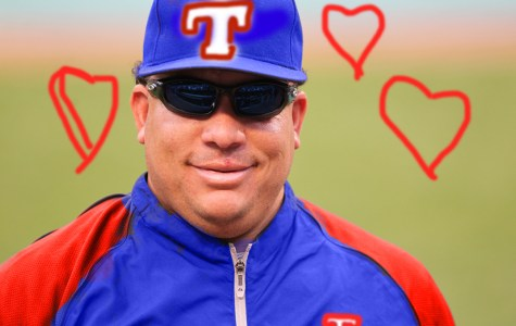 Bartolo Colon flirts with perfection