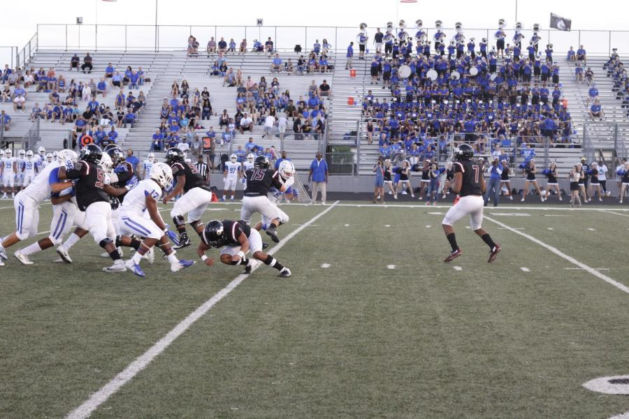 Varsity Football VS. Clear Springs