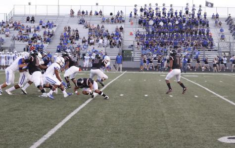 Varsity Football VS. Clear Springs