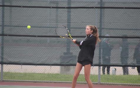 Varsity Tennis v. Clear Brook