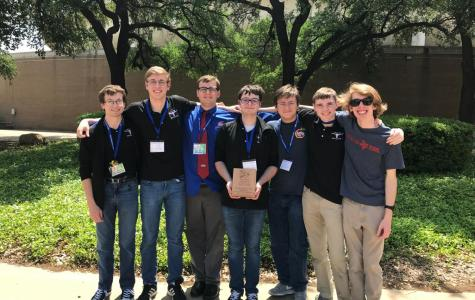 TSA competes at the State Conference and Wins