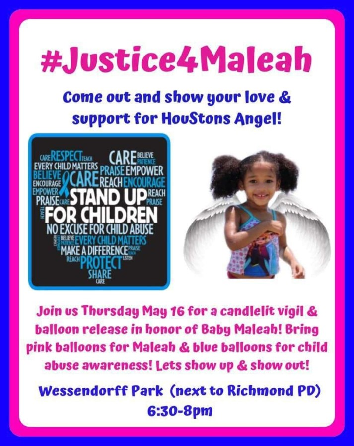 Join+in+the+rally+for+Maleah