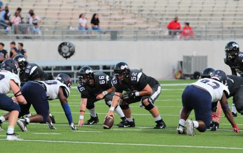 Varsity Football v. Clear Lake