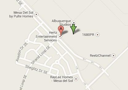 'Breaking Bad' GPS Coordinates Lead to Studio Where Show