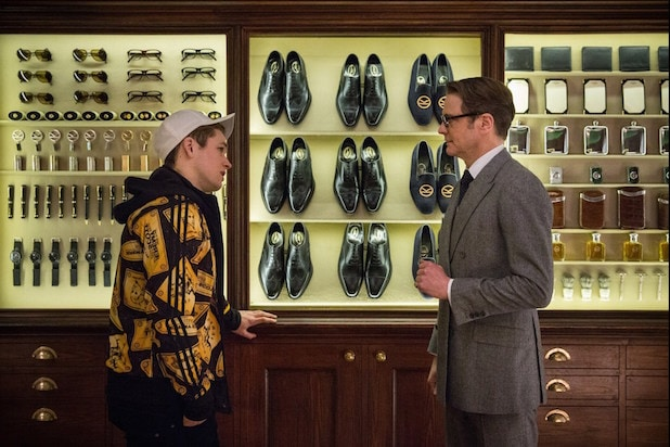 Image result for kingsman secret service