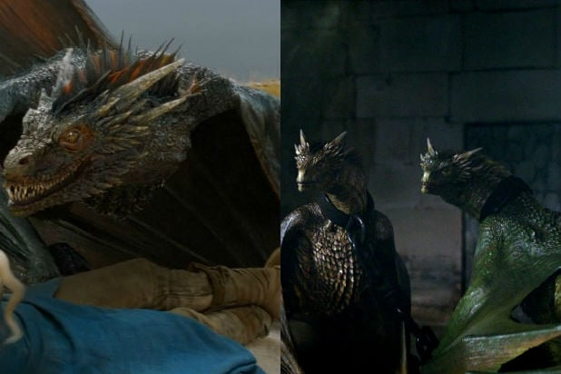 Game Thrones Three Dragons Names