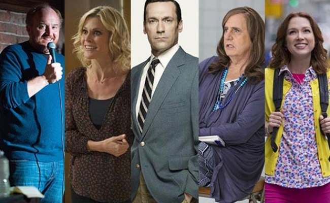 Emmy Contenders To Watch Mad Men Transparent