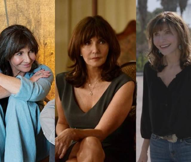 Mary Steenburgen On Juggling 3 Series And 7 Other Emmy Contender Quickies
