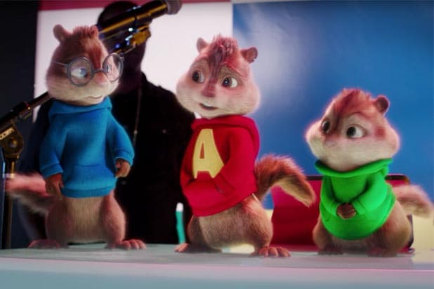 Alvin And The Chipmunks The Road Chip Review Sequel Runs Out Of Steam Before Its Destination