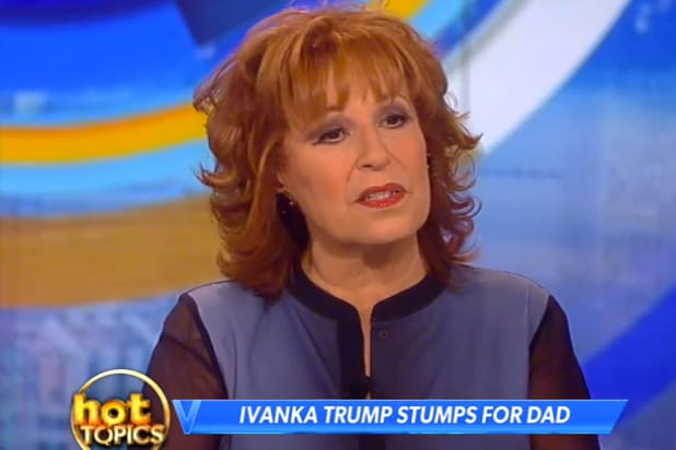 Raven Symone 'The View's' Joy Behar Calls Donald Trump a 'Chauvinist ...