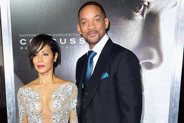 Imagini pentru will smith and wife