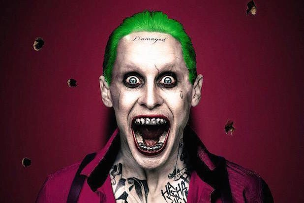 Image result for the joker suicide squad