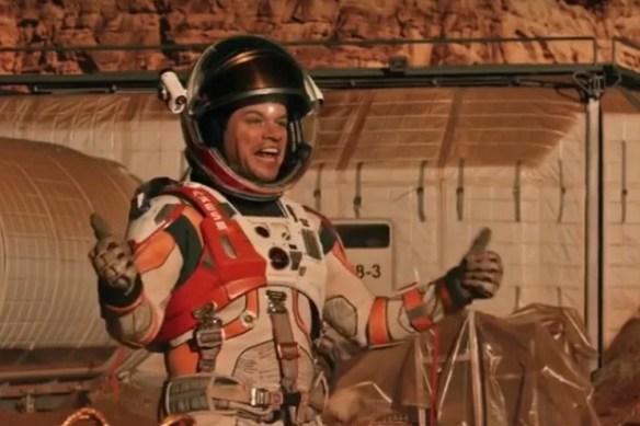 Risultati immagini per The Martian