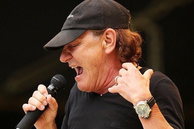 brian johnson was crushed