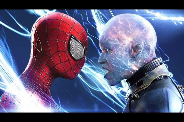 amazing spider man 2