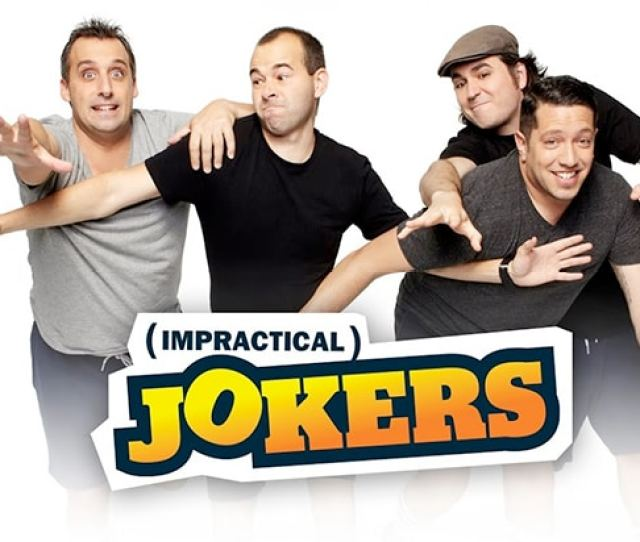 Impractical Jokers Gets A Feature Length Movie And Eighth Season