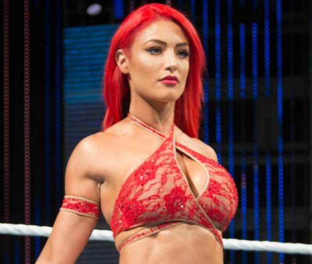 Eva Marie Hasnt Been Able To Actually Perform In A Wrestling Match For A While Storylines Of Heavy Traffic And A Recent Wardrobe Malfunction Have Served