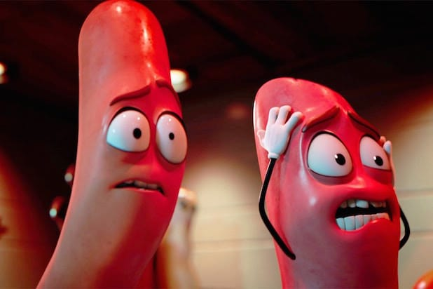 Sausage Party Sizzles at RecordBreaking 34 Million