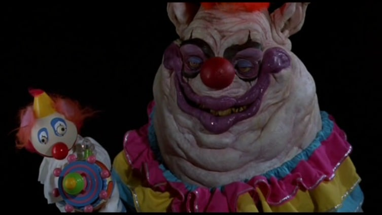 pennywise and spooked foolish