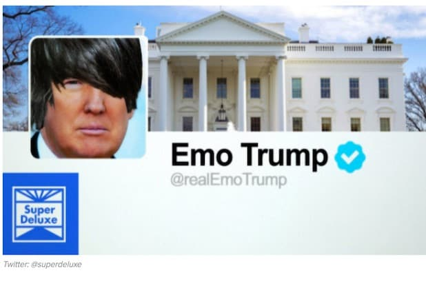 Donald Trump Emo Song