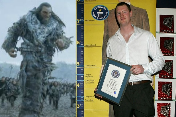 Image result for Neil Fingleton