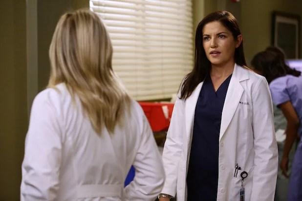 Sep 17, 2021· scott foley y marika domińczyk. 'Grey's Anatomy': Why Dr. Minnick's Power Grab Is a