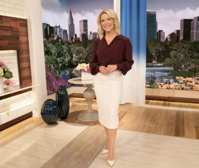 Megyn Kelly On Her New Today