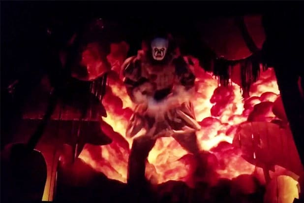 watch pennywise s creepy