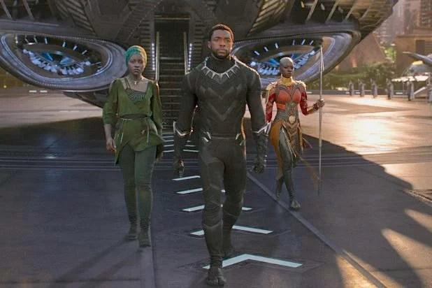 Black Panther Golden Trailer Awards